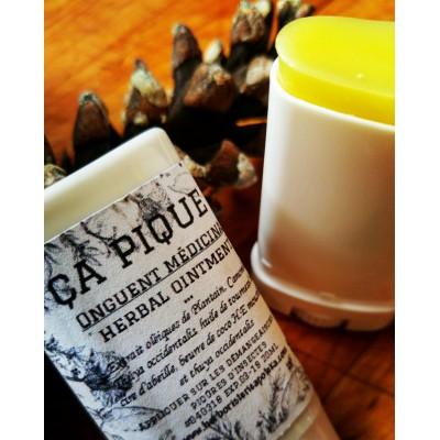 Ca pique !! chasse insectes et baume apaise démangeaison 2/1